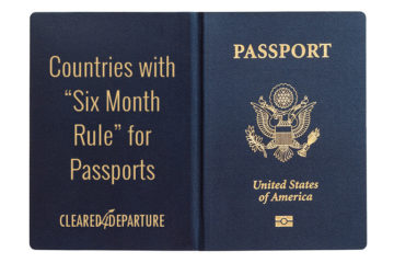 passports six month rule